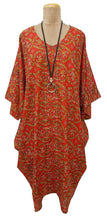 Load image into Gallery viewer, Goa Lagenlook Cotton Dress Size 18 - 32 G7