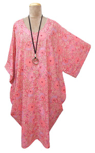 Goa Lagenlook Cotton Dress Size 18 - 32 G9