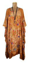 Load image into Gallery viewer, Rayon Printed One Size Kaftan Size 16 -26 K11