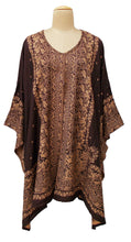 Load image into Gallery viewer, Autumn Winter Kosava Poncho Size 20-32 KO41