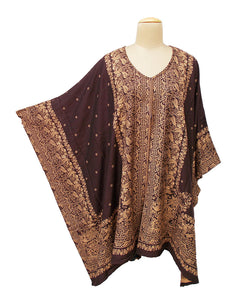 Autumn Winter Kosava Poncho Size 20-32 KO41