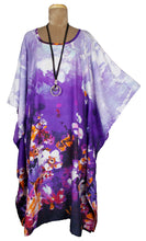 Load image into Gallery viewer, Rayon Printed One Size Kaftan Size 16 -26 K15