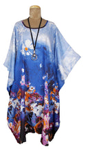Load image into Gallery viewer, Rayon Printed One Size Kaftan Size 16 -26 K16