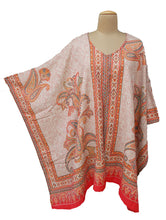Load image into Gallery viewer, Autumn Winter Kosava Poncho Size 20-32 KO2