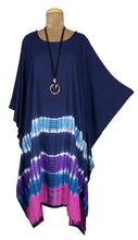 Load image into Gallery viewer, TIE DYE Kaftan Cover Up  Size 16 -26 K2