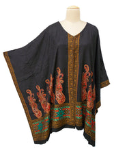Load image into Gallery viewer, Autumn Winter Kosava Poncho Size 20-32 KO32