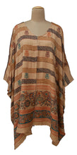 Load image into Gallery viewer, Autumn Winter Kosava Poncho Size 20-32 KO24