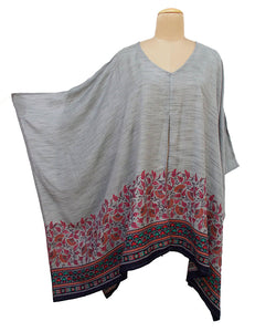 Autumn Winter Kosava Poncho Size 20-32 KO26