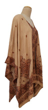 Load image into Gallery viewer, Autumn Winter Kosava Poncho Size 20-32 KO49