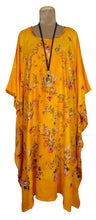 Load image into Gallery viewer, Rayon Printed One Size Kaftan Size 16 -26 K9