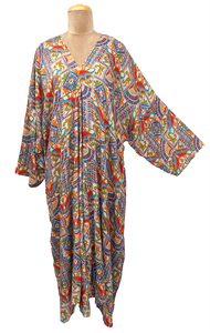 Bali Maxi Kaftan Dress Size 14 to 26 NM3