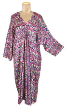 Load image into Gallery viewer, Bali Maxi Kaftan Dress Size 14 to 26