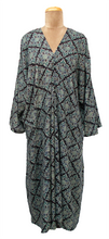 Load image into Gallery viewer, Bali Maxi Kaftan Dress Size 14 to 26 NM5