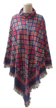 Load image into Gallery viewer, Autumn Winter Poncho One Size 10 12 14 16 18 20