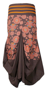 Breezy Boho Cotton Skirt One Size 12-18