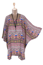 Load image into Gallery viewer, Sheer polyester kaftan one size 20 - 34
