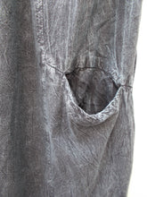 Load image into Gallery viewer, Stone Wash Lagenlook Baggy Tall Pants One-Size UK 10 - 20