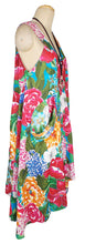 Load image into Gallery viewer, Hanky Hem Maxi Dress One Size 16-26 V2