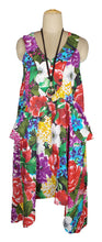 Load image into Gallery viewer, Hanky Hem Maxi Dress One Size 16-26 V3
