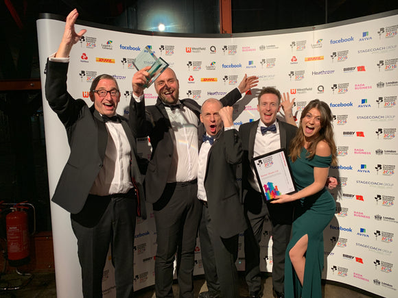 Barker Shoes wins prestigious national Chamber Business Award