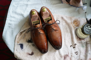 Leather Shoe Care 101