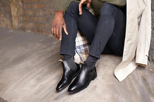 How To Wear Black Shoes: A Style Guide for Men