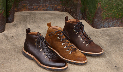 b4b72417 Country Collection | Barker Shoes UK