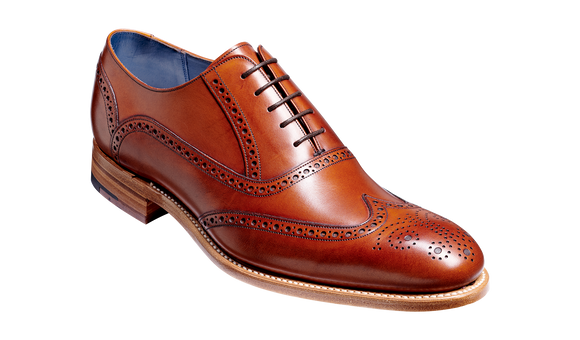 Valiant - Antique Rosewood Calf