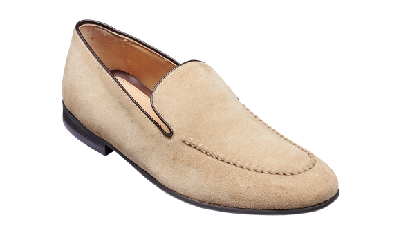 Swanage - Sand Suede