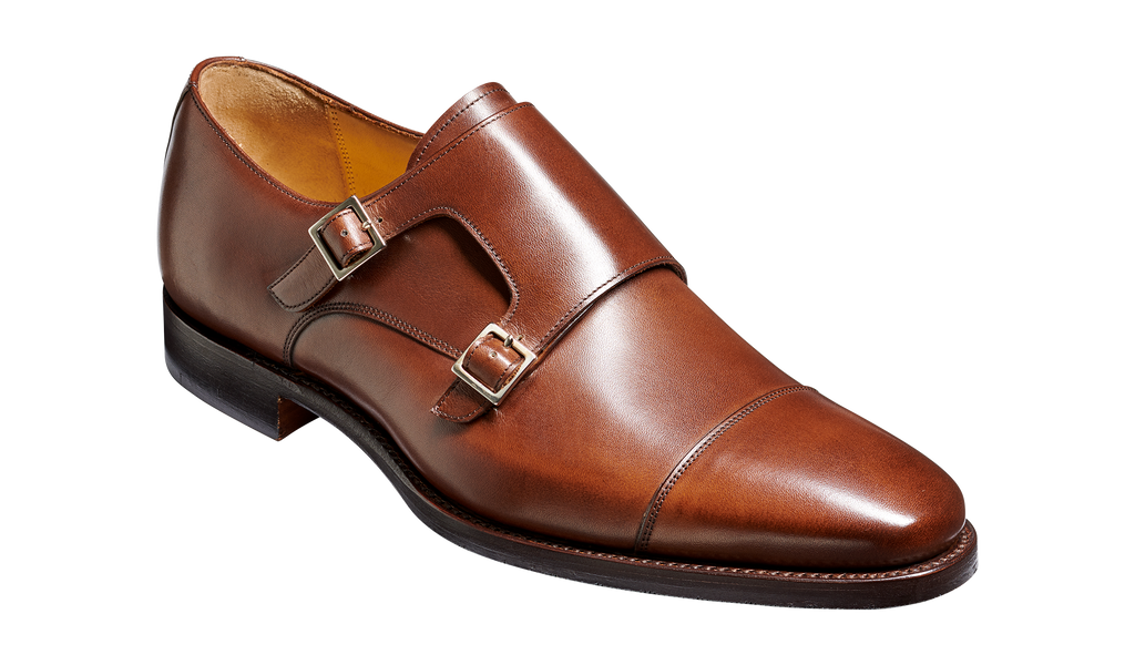 Edison - Dark Walnut Calf