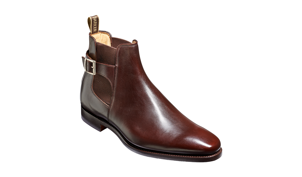 Sergey - Dark Walnut Calf