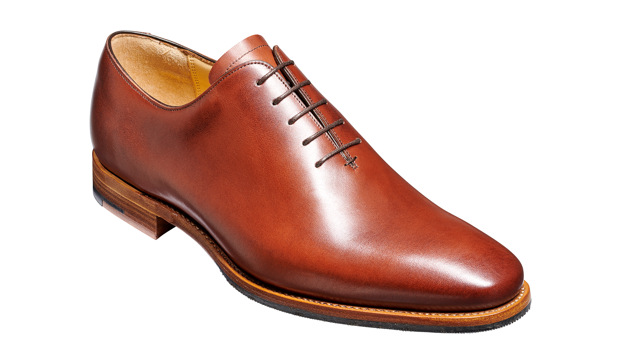 Armstrong - Men's Whole Cut Oxford Shoe By Barker