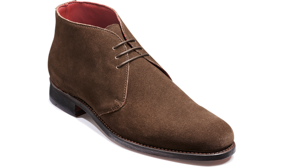 Austin - Burnt Oak Suede