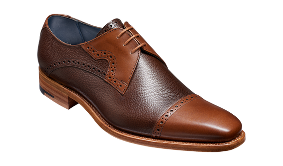 Ashton - Brown Grain / Walnut Calf