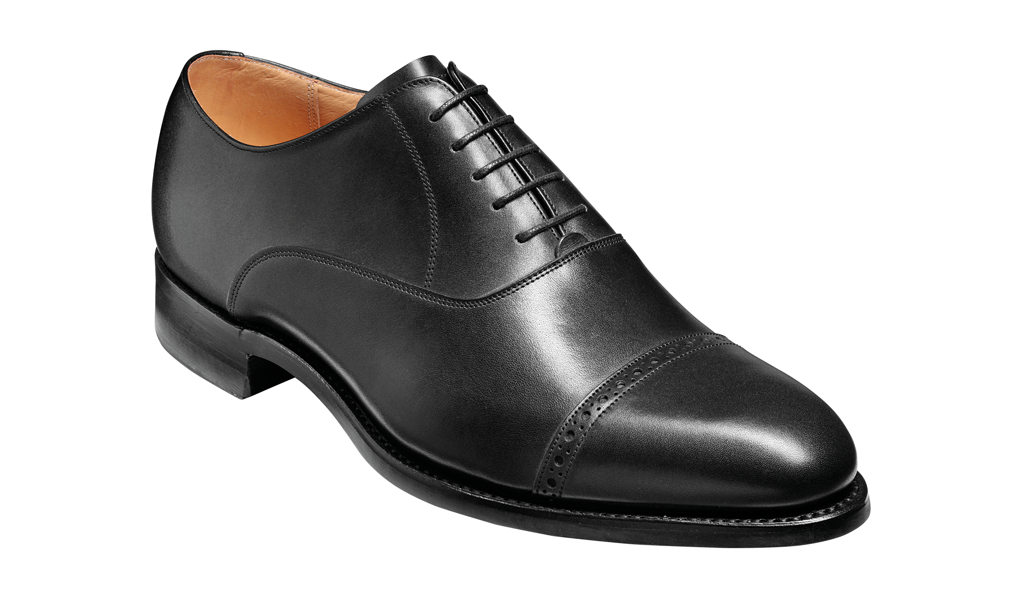 Burford - Men's Leather Party Shoe By Barker