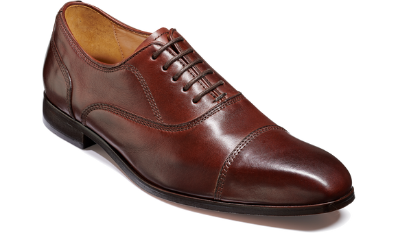 Corso - Dark Brown Calf
