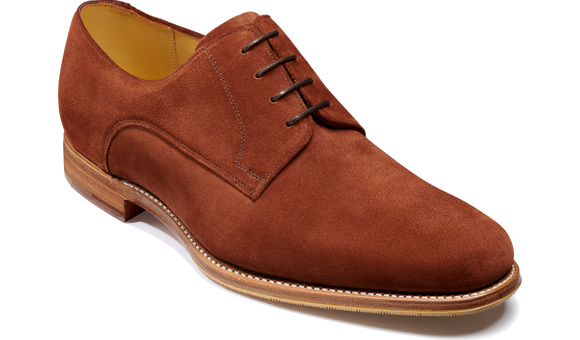 Ellon - Polo Brown Suede