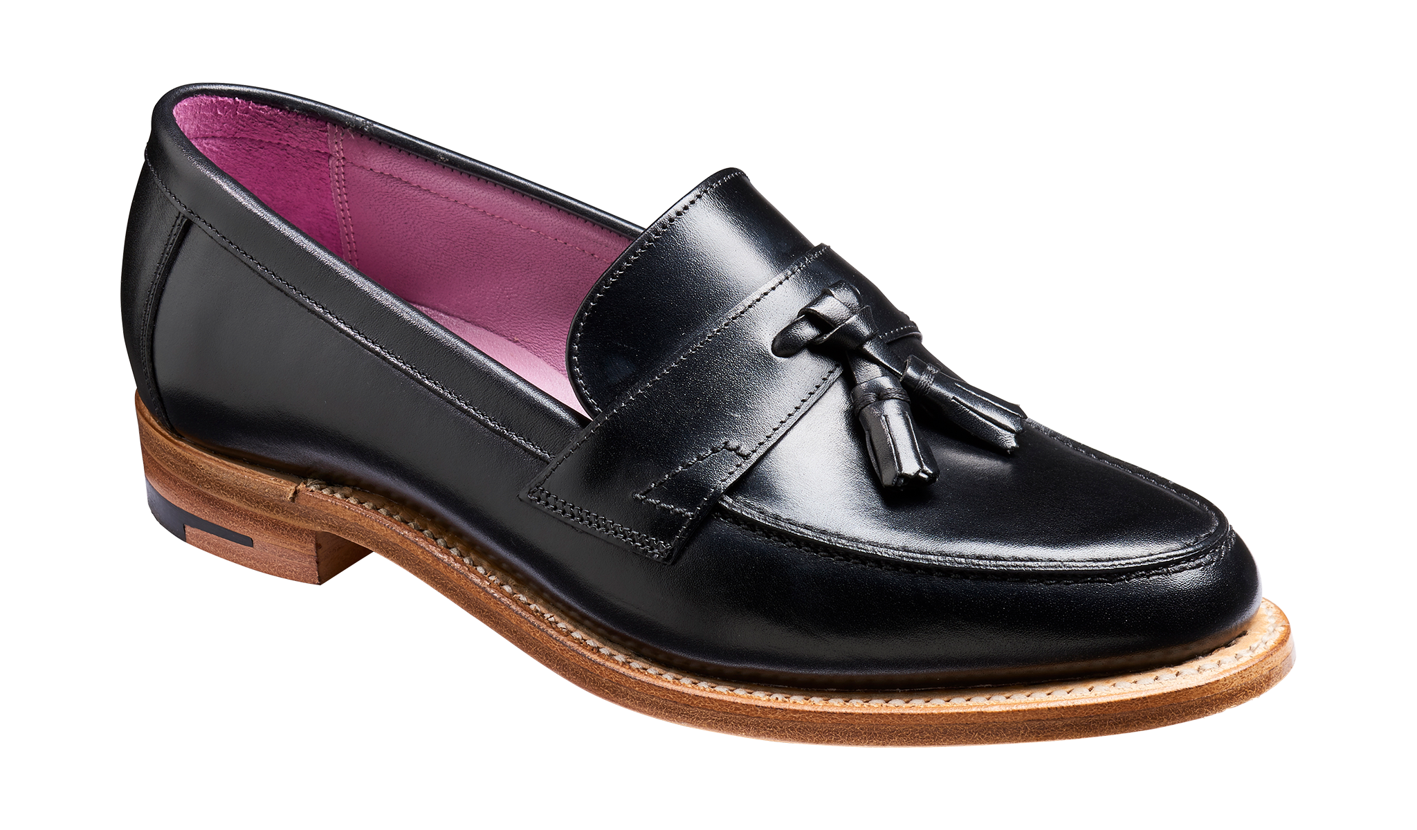 Imogen - Women's Tassel Loafer By Barker