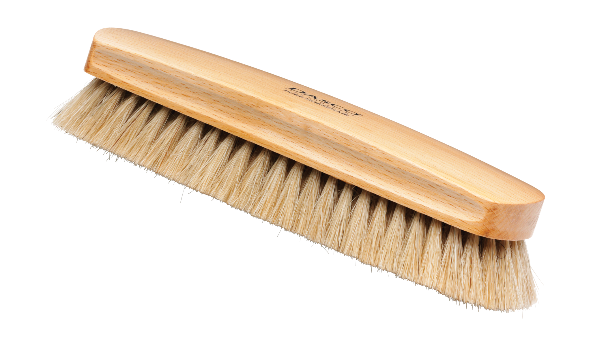 Large horsehair brush from Barker Shoes.