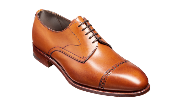 Lynton - Antique Rosewood Calf
