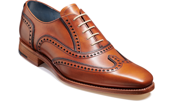 Spencer - Antique Rosewood / Navy Calf (Pre-order)