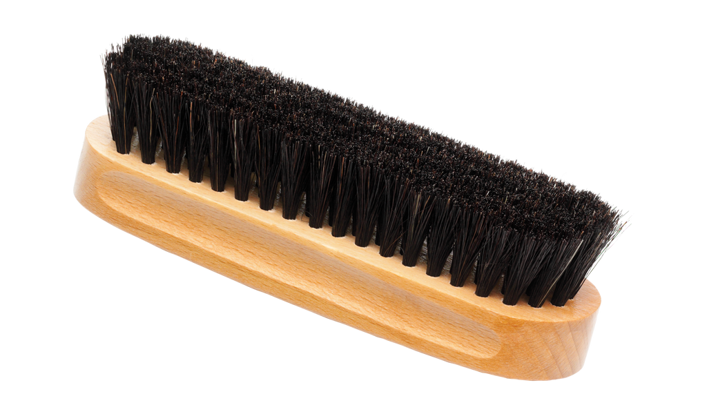 Small Horsehair Brush – Black