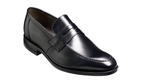 Warner – Black Calf