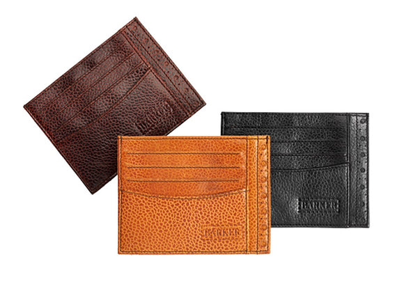 Cardholder - Black Calf