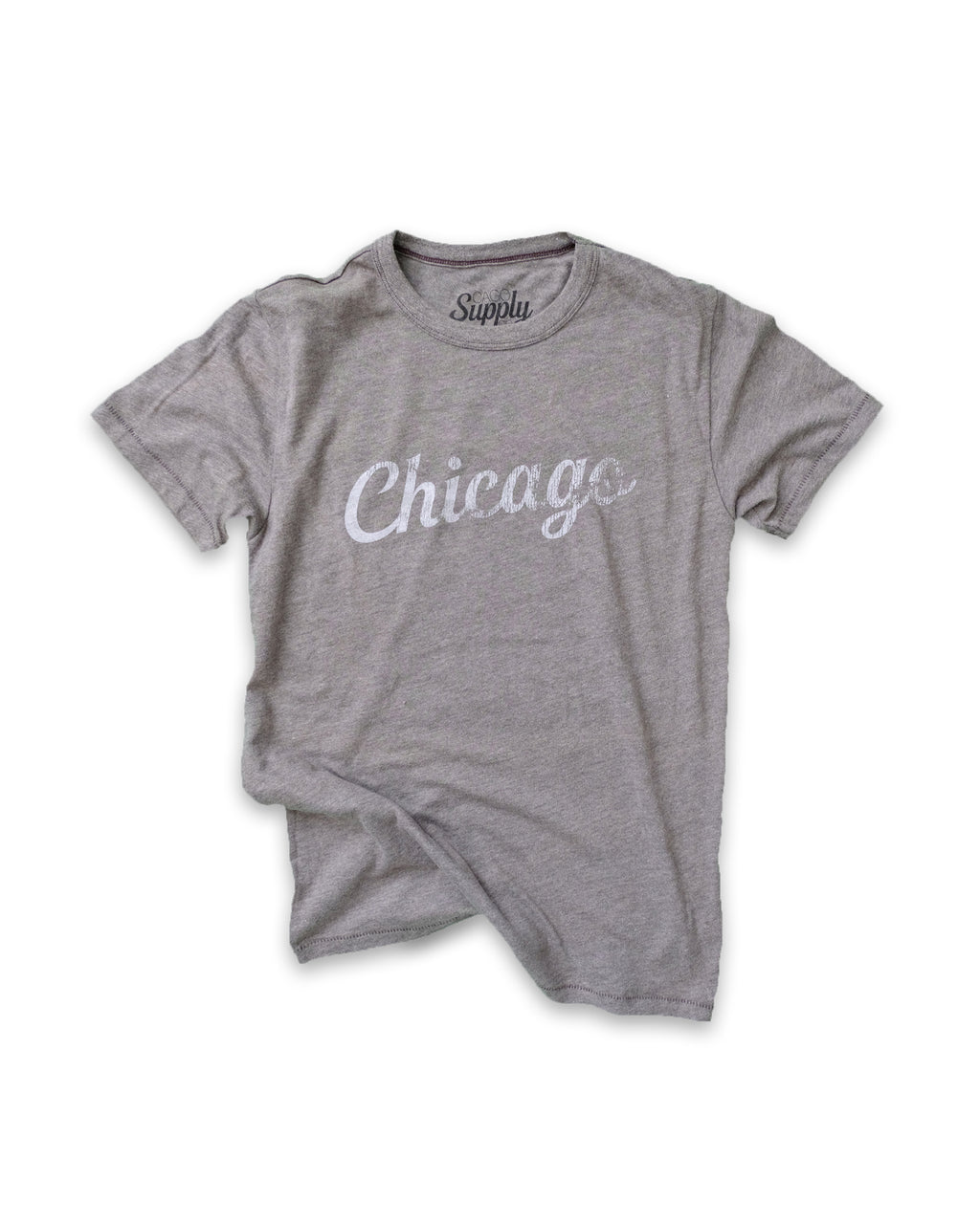 Vintage Cursive - Charcoal and Grey