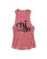 Vintage Stacked Tank - Rose Quartz
