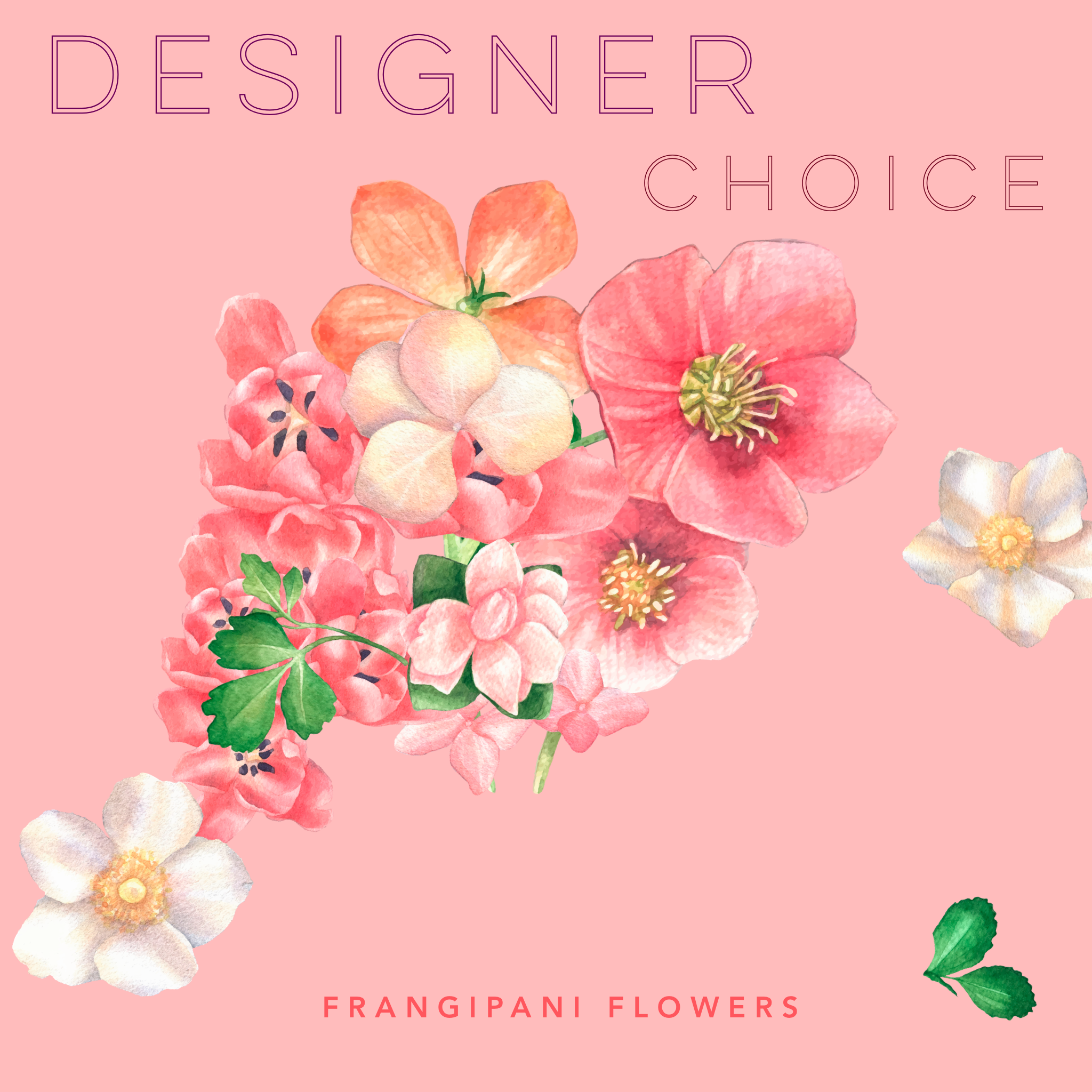 Mother's day,  Designer's Choice Bouquets from $50 → $160