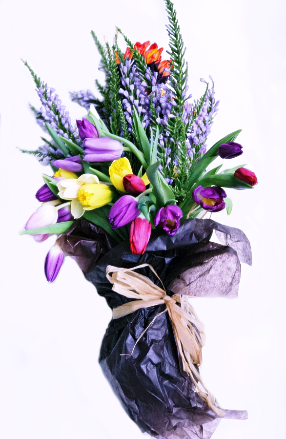 Purple Dreams Bouquet