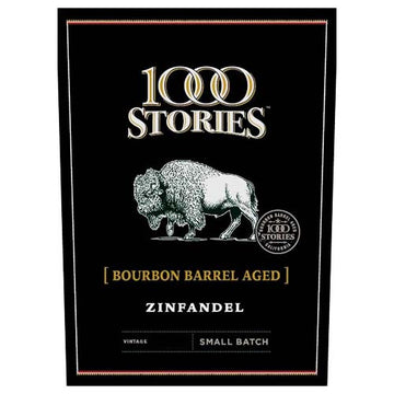 1000 Stories Bourbon Barrel-Aged Zinfandel 2017