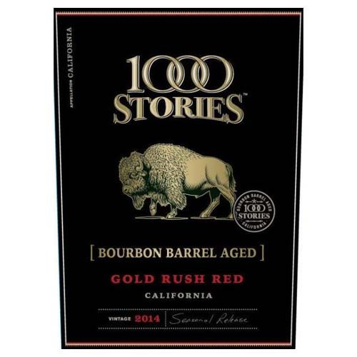 1000 Stories Bourbon Barrel-Aged Red Blend